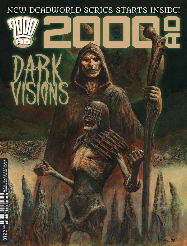 2000 AD #2210