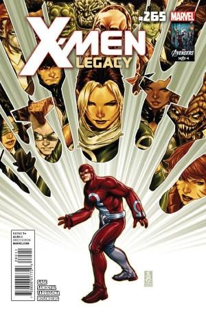 X-Men: Legacy #265