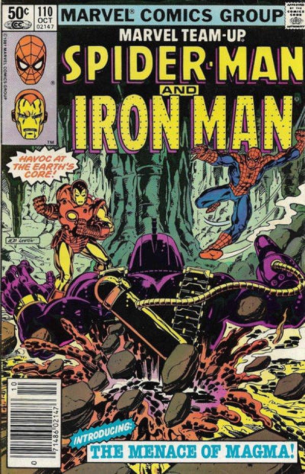 Marvel Team-Up #110