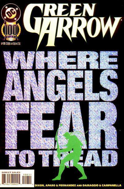 Green Arrow #100
