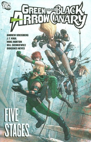 Green Arrow/Black Canary: Five Stages TP