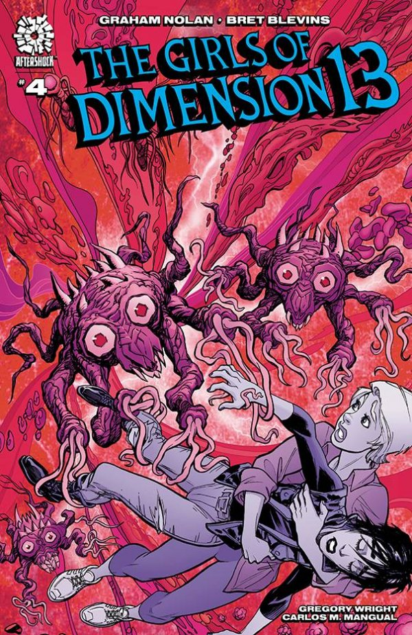 The Girls of Dimension 13 #4