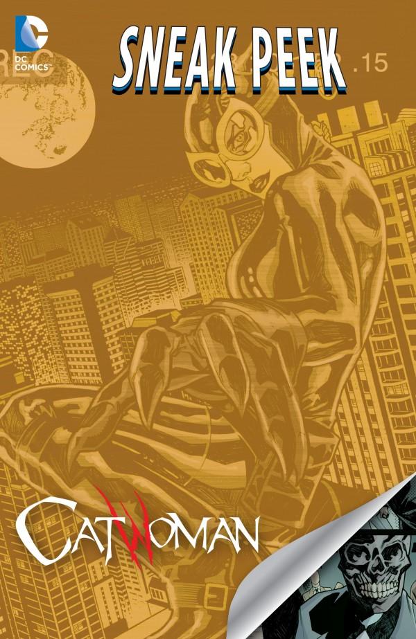 Catwoman: DC Sneak Peek