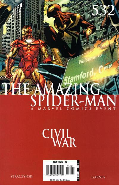 The Amazing Spider-Man #532