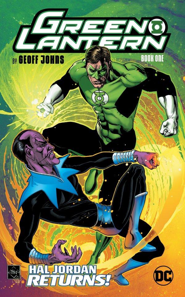 Green Lantern by Geoff Johns Book One TP