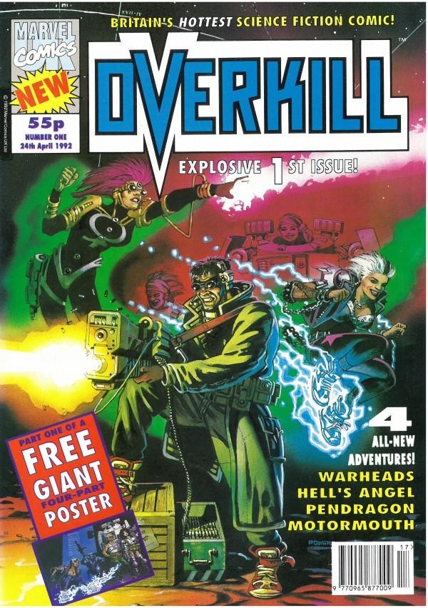 Overkill #1