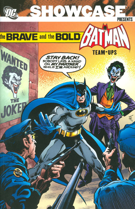 Showcase Presents: The Brave and the Bold: The Batman Team-Ups 3