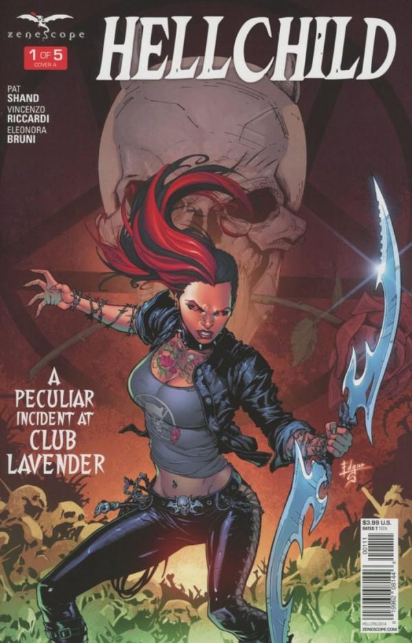 Grimm Fairy Tales Presents Hellchild #1 Reviews