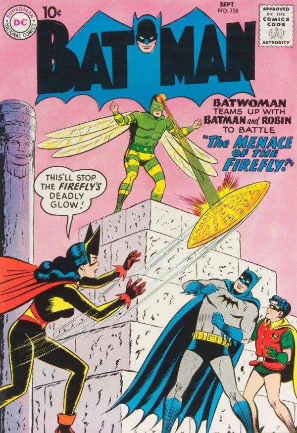 Batman #126