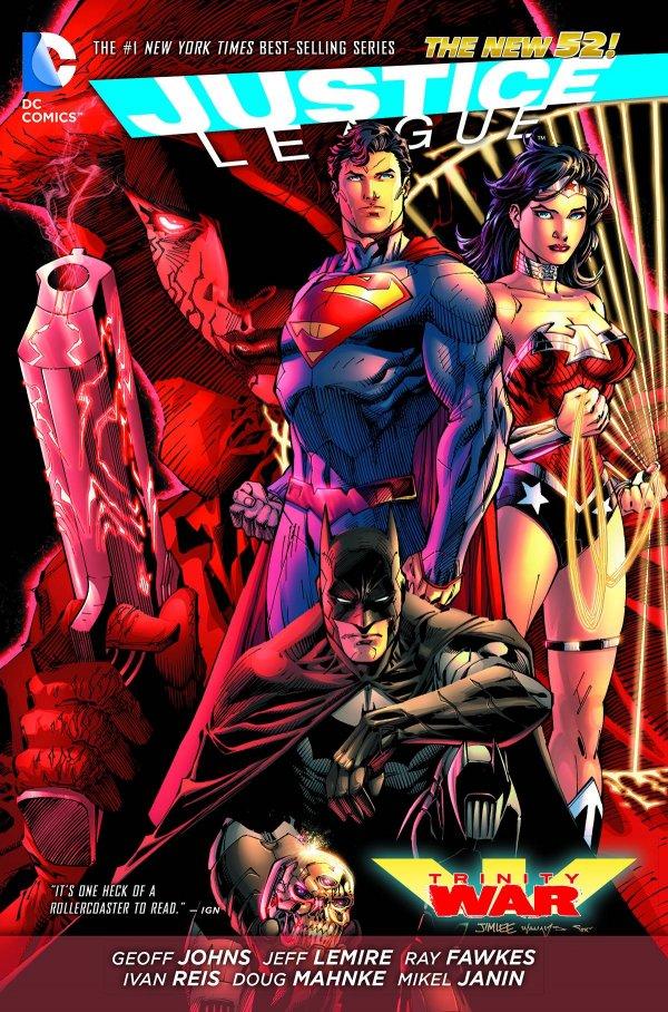 Justice League: Trinity War TP