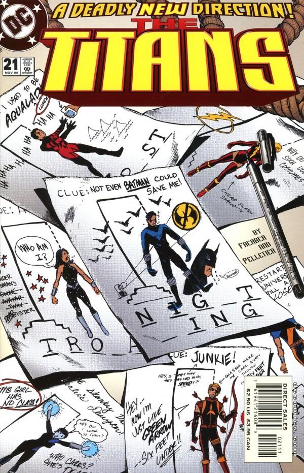 The Titans #21