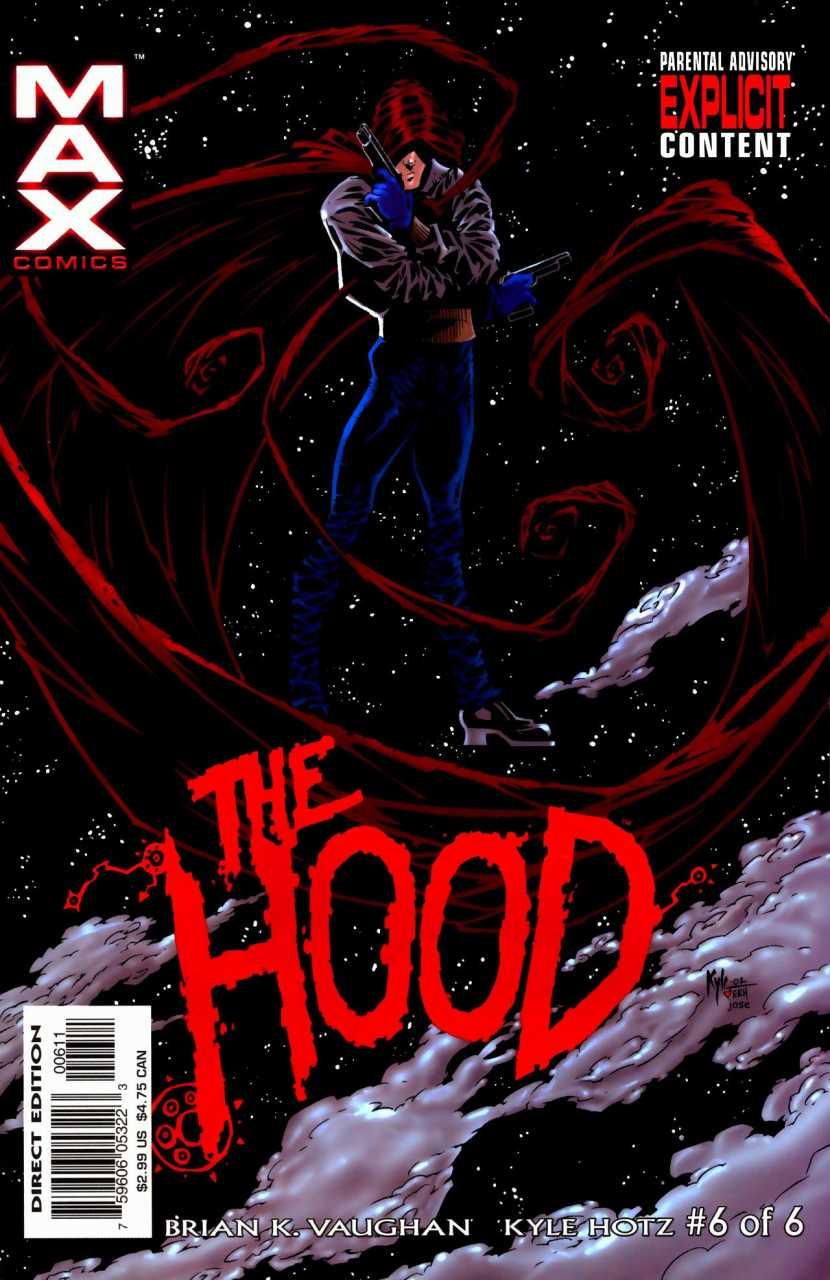 The Hood #6