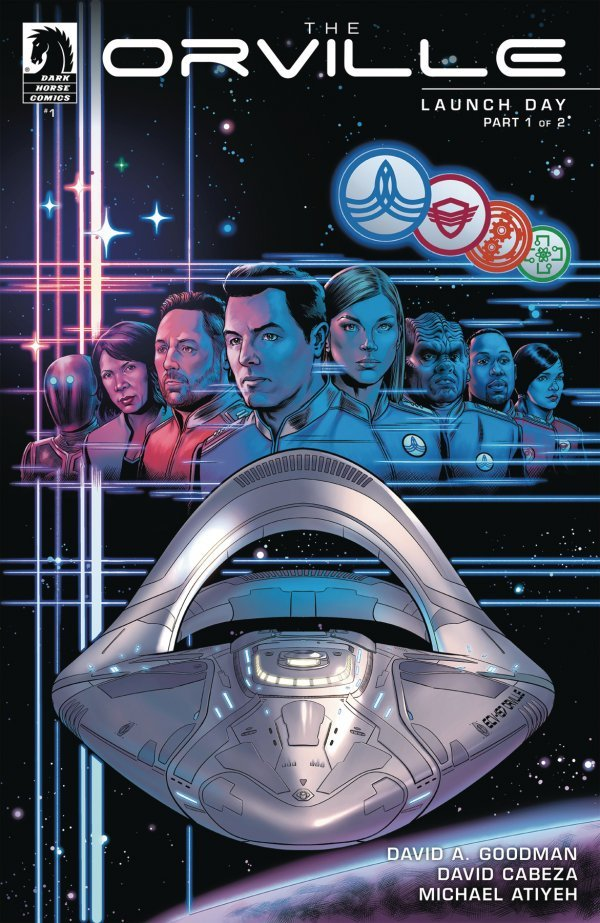 The Orville #1 review