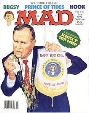 Mad Magazine #312