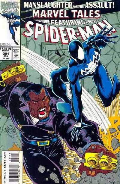 Marvel Tales #281