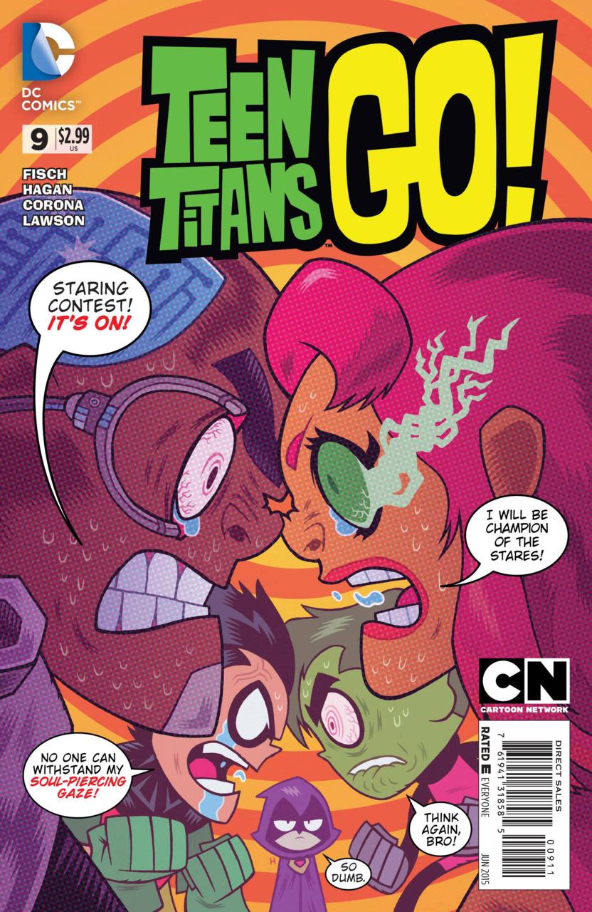 Teen Titans Go! #9