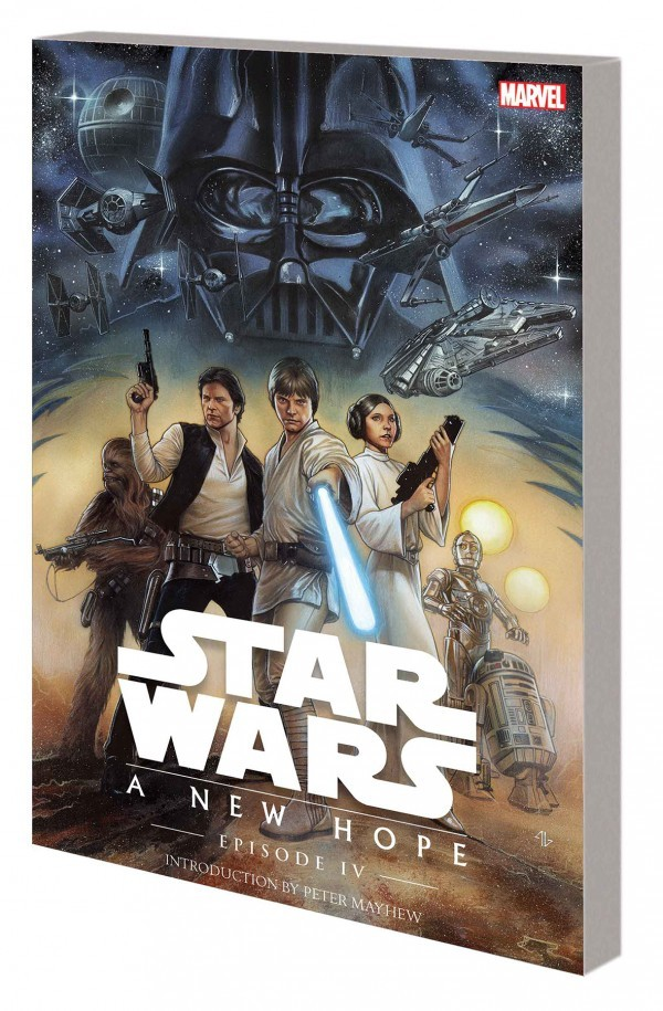 Star Wars Episode Iv A New Hope Tp Reviews