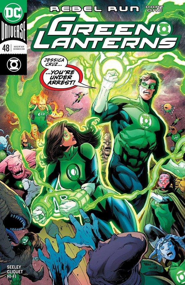 Green Lanterns #48