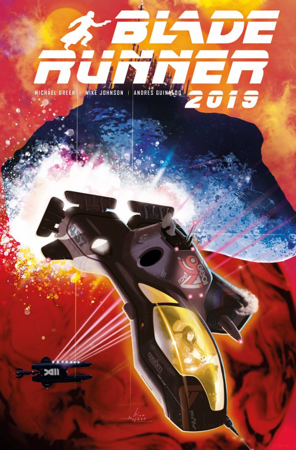 Blade Runner 2019 #10 review