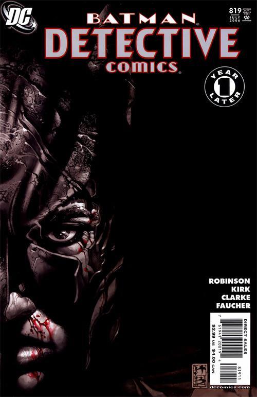 Detective Comics #819
