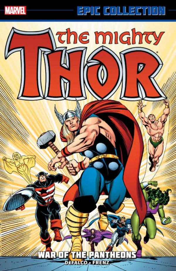 The Mighty Thor: Epic Collection - War of the Pantheons TP
