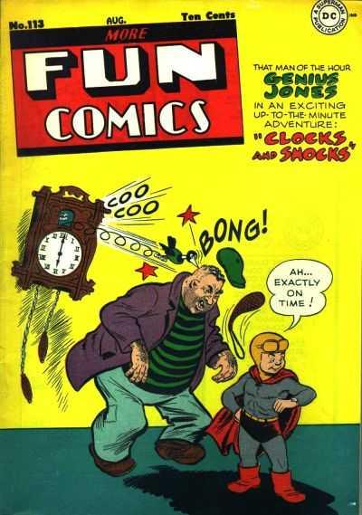 More Fun Comics #113