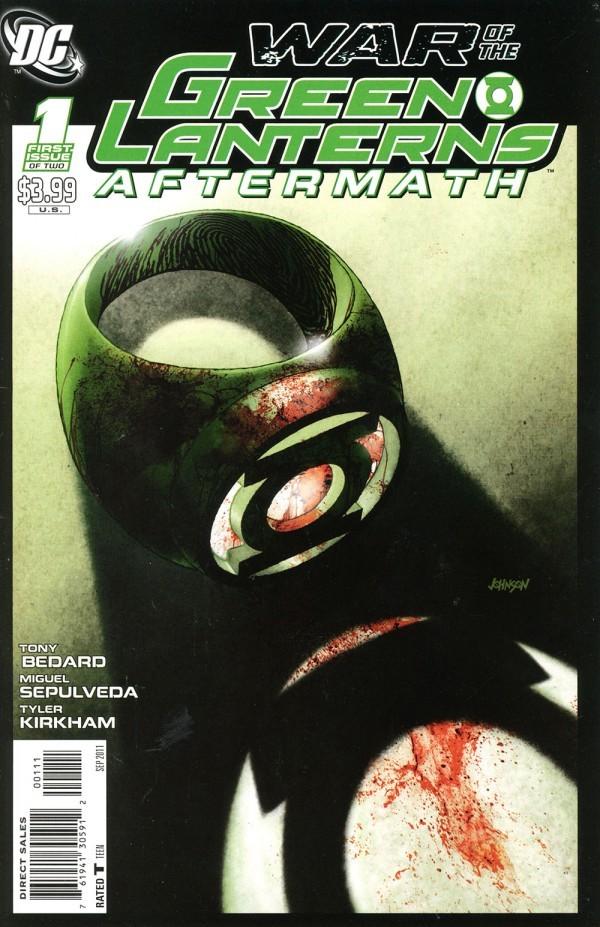 War of the Green Lanterns: Aftermath #1