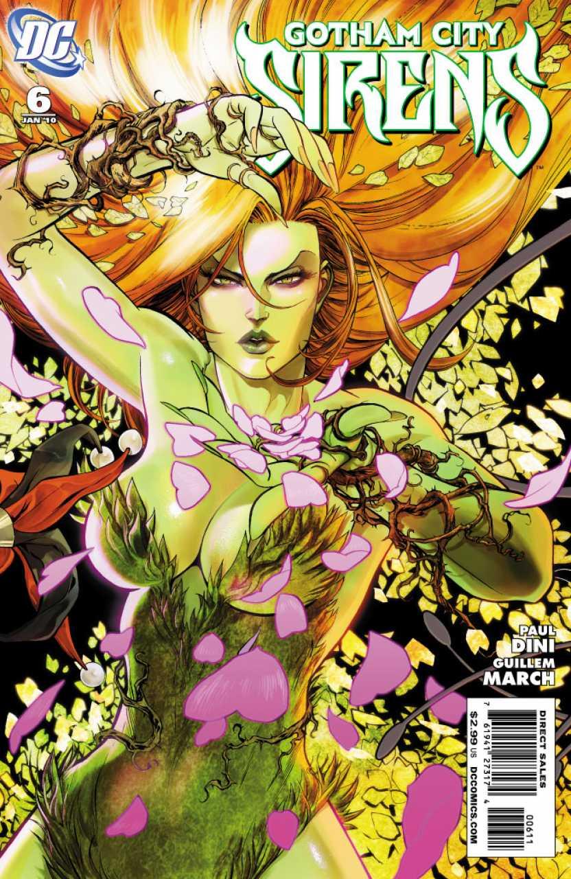 Gotham City Sirens #6