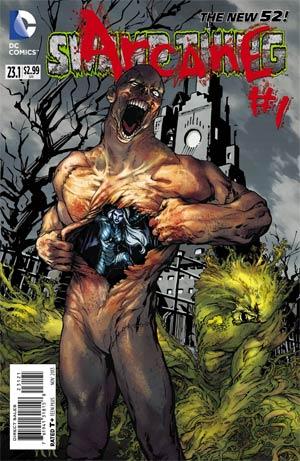 Swamp Thing #23.1 Arcane