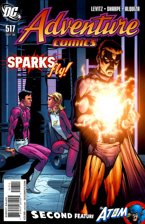Adventure Comics #517