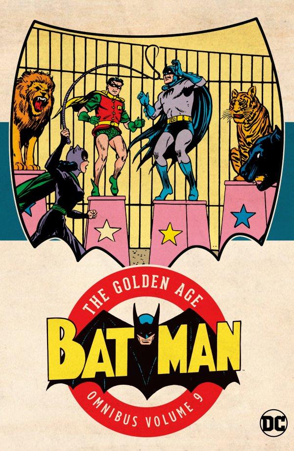 Batman: The Golden Age Omnibus Vol. 9 HC