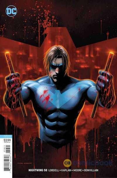 Nightwing #58