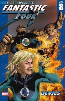 Ultimate Fantastic Four Vol. 8: Devils TP