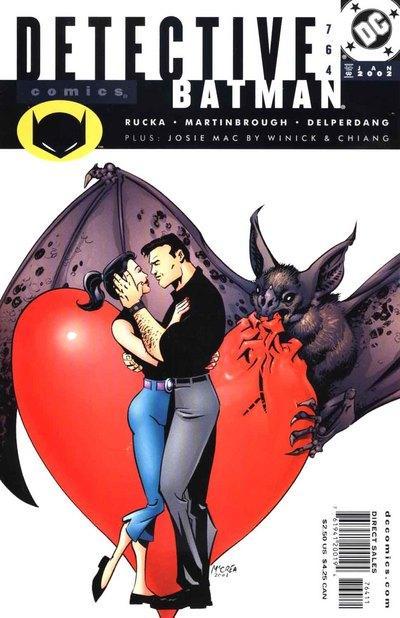 Detective Comics #764