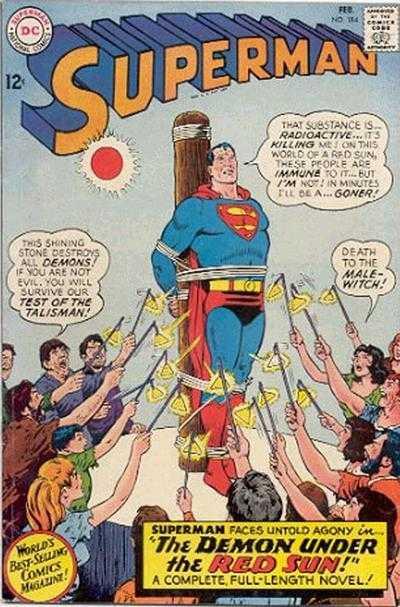 Superman #184