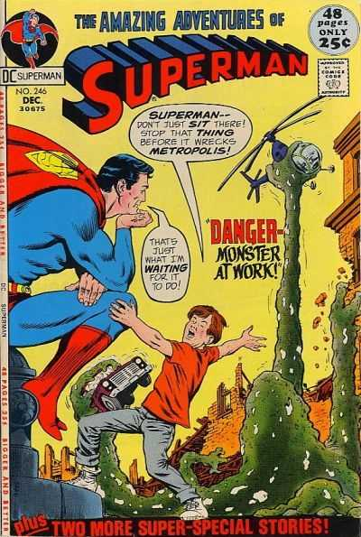 Superman #246