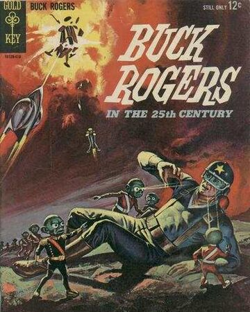 Buck Rogers in the 25th Century #1