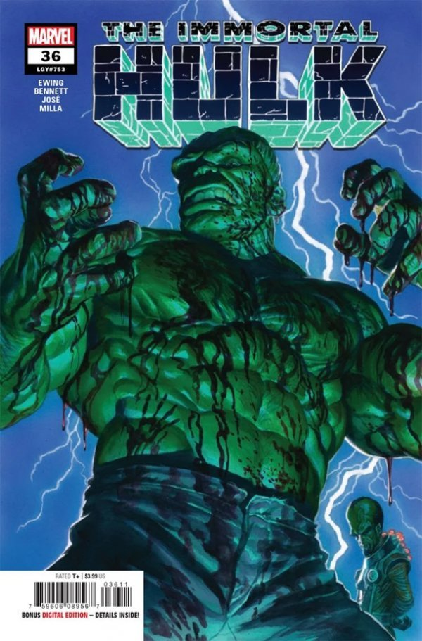 The Immortal Hulk #36