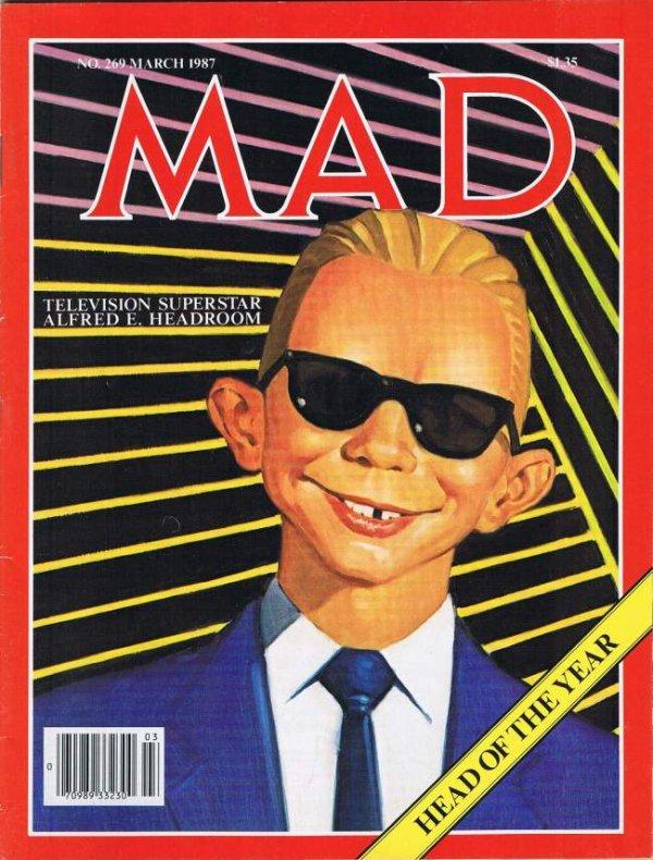 Mad Magazine #269