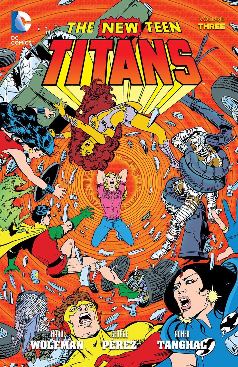 The New Teen Titans Vol. 3 TP