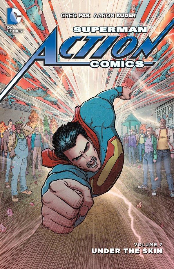 Action Comics Vol. 7: Under the Skin TP