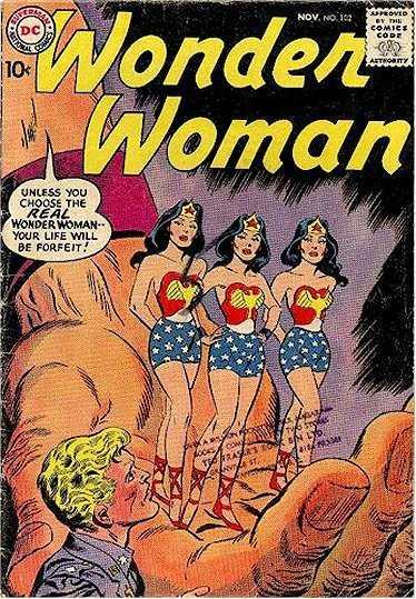 Wonder Woman #102