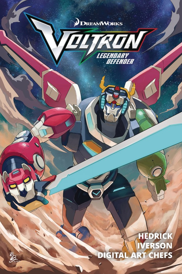 Voltron: Legendary Defender, Vol. 1