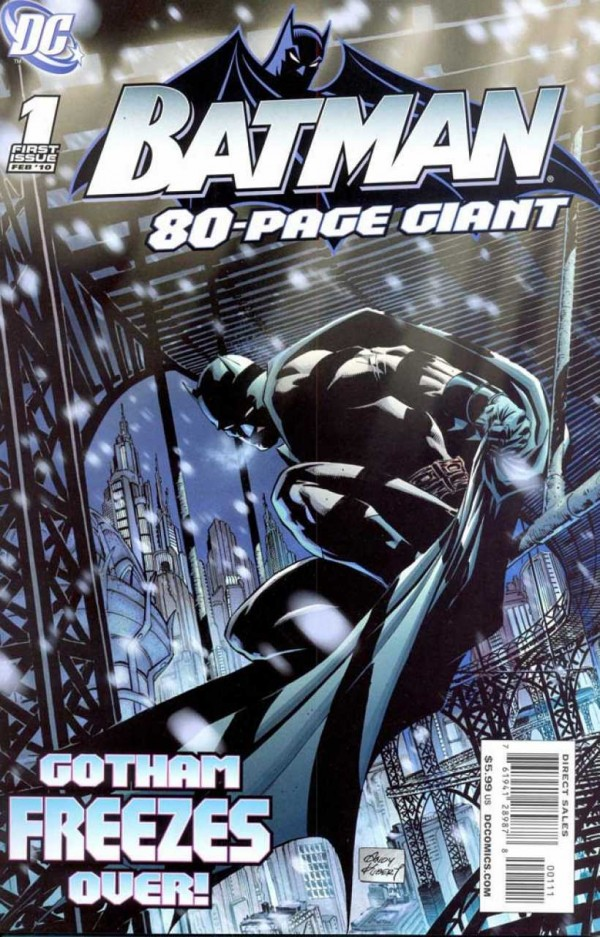 Batman 80-Page Giant #1