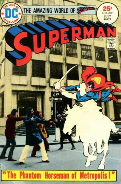 Superman #289