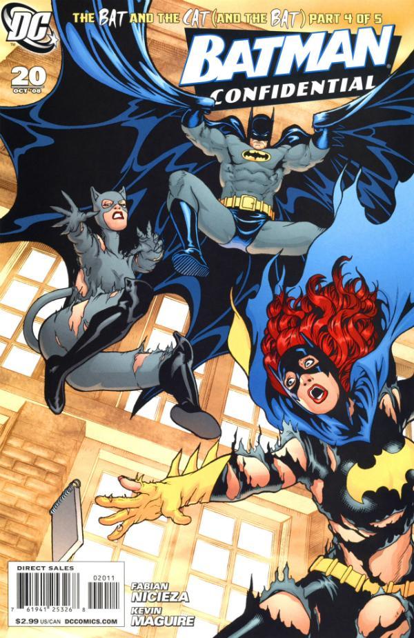 Batman Confidential #20