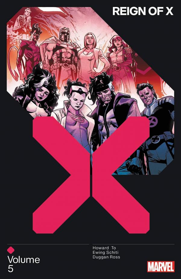 Reign of X Vol. 5 TP