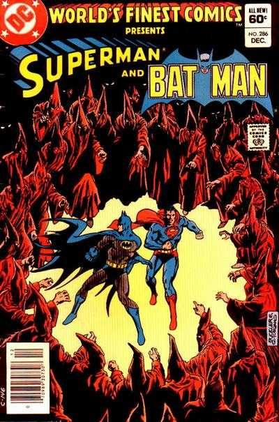 World's Finest Comics #286