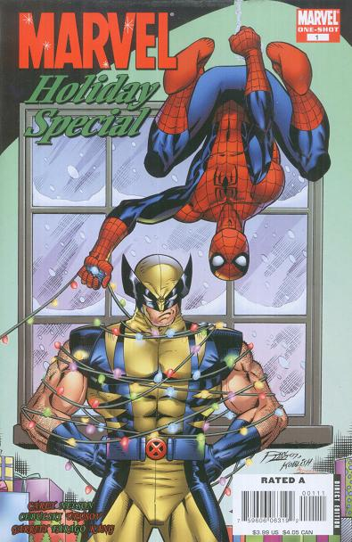Marvel Holiday Special 2007