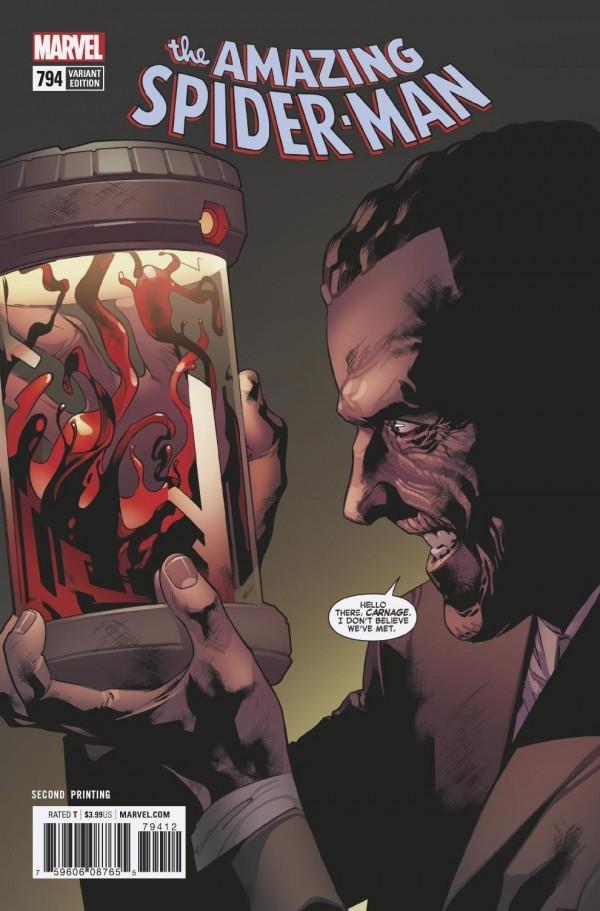 The Amazing Spider-Man #794